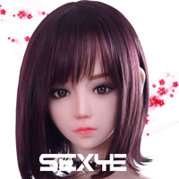 SEXYE Anime Doll Head with Realistic Oral Experience Love Dolls Head