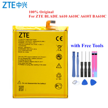 Original Battery 466380PLV For ZTE Blade A610 A610C A610T BA610C BA610T 4000mAh Full Capacity Li-Polymer +Tools