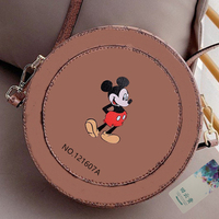 2020 Luxury Brand Hot Sale Women's Crossbody Bags For Women Pie Shoulder Bag Mickey Bag High Quality Genuine Leather Handbag G