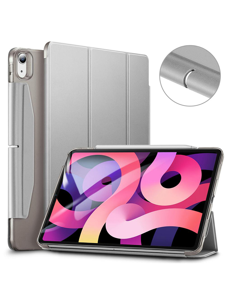 ESR Case for iPad Pro 11/12.9 Case 2020 iPad Air 4 iPad 8th Gen 10.2 Case Back Cover