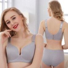 Fashion Sexy Bras for Women Push Up Lingerie Seamless Bra Bralette Wireless Brassiere Female Underwear Intimates