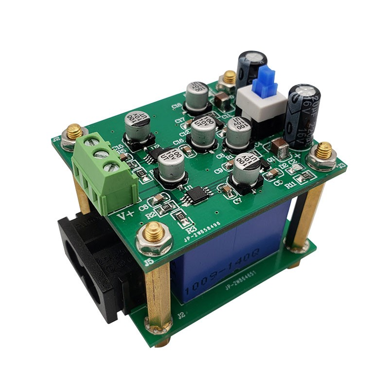 TZT AC-DC Linear Power Supply 220V to ±5V Dual Power Supply Module 1mW Ultra Low Ripple