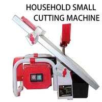 Desktop Electric tile cutting machine household small multi function stone floor tile jade cutting machine chamfering machine