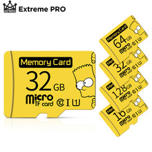 Cartão micro sd 32gb 16gb sdhc microsd 128 tf cartões de memória originais 64gb UHS-I gb microsdxc classe 10 cartão micro sd