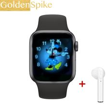2020 Iwo 13 Serie 5 T500 Smart Horloge Bluetooth Oproep Muziekspeler 44 Mm Voor Apple Ios Android Telefoon Hart rate Pk Iwo 8 12 F10 Y1(China)