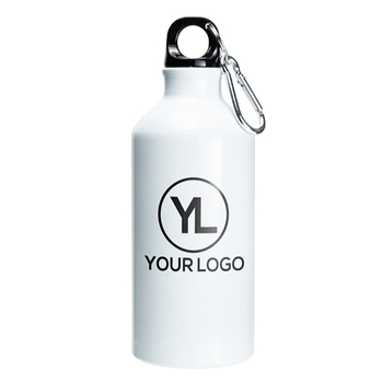 Customize Water Bottle Personalized Sports metal Bottle  Print Of Logo Feature Your Design Advertising DIY Text Name 2