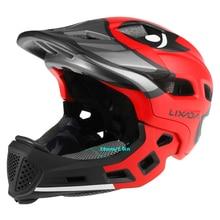 Helmet Cycling-Skateboarding-Roller Skating Sports Kids Children Full-Face Lixada