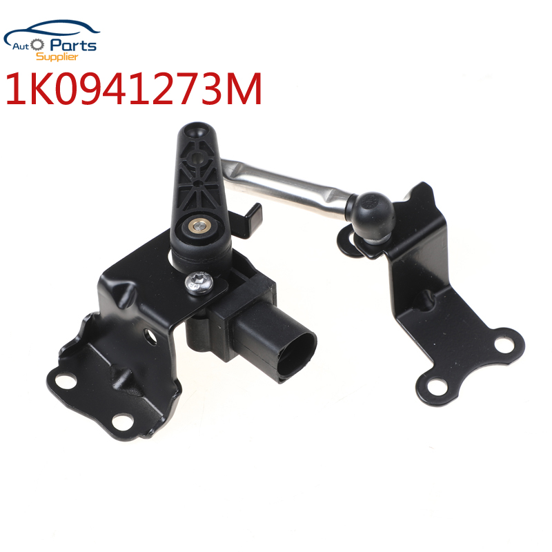 New For VW CC Touran Tiguana / Skoda Octavia New Headlight Level Sensor 1T0907503B 1K0941273N 1K0941273M