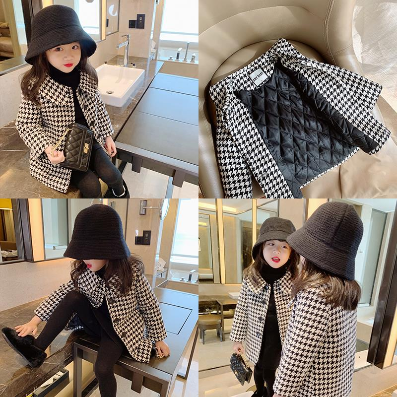 Baby Overcoat 2020 New Fashion Windproof Kids Coat Outerwear Autumn Winter girl clothes tops Children Clothing For girls jacket 1