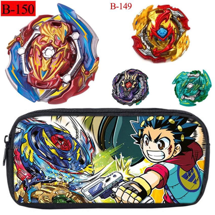 New Bayblade Tops Launchers <font><b>Beyblade</b></font> <font><b>Burst</b></font> Metal Fusion Arena Toys Sale Bey Blade Blade Achilles Bable Fafnir Phoenix Blayblade image