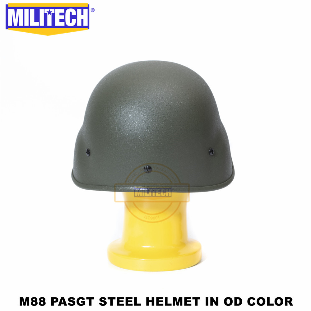 capacete a prova de balas com relatorio teste 03