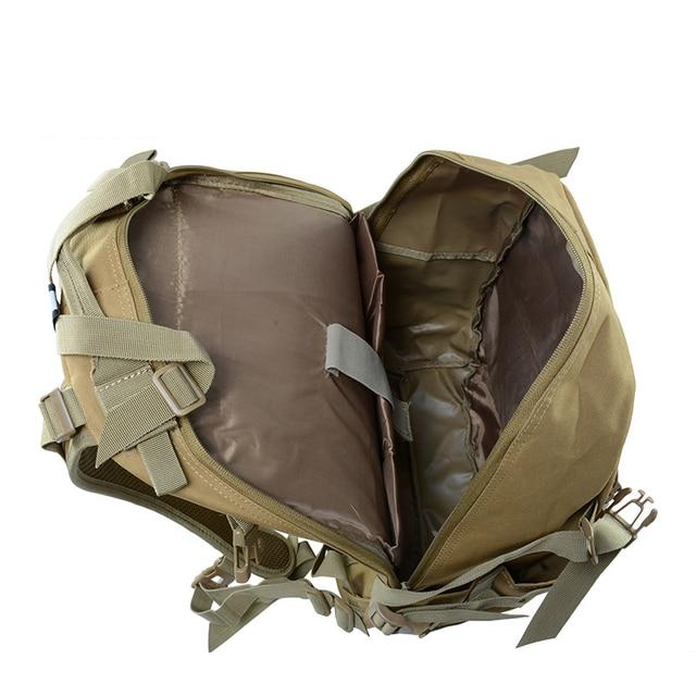 FMA 여행 가방 전술 Molle 등산 배낭 하이킹 가방 군사 캠핑 배낭 남자 야외 카 모 배낭 드롭 배송