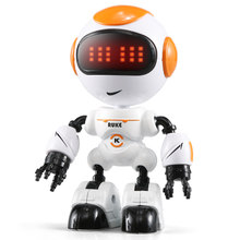 Robô rc cerdas inteligente mini robô hadiah terbaik untuk anak-anak anak-anak gadis kontrol sentuh diy gerakan conversa bb50
