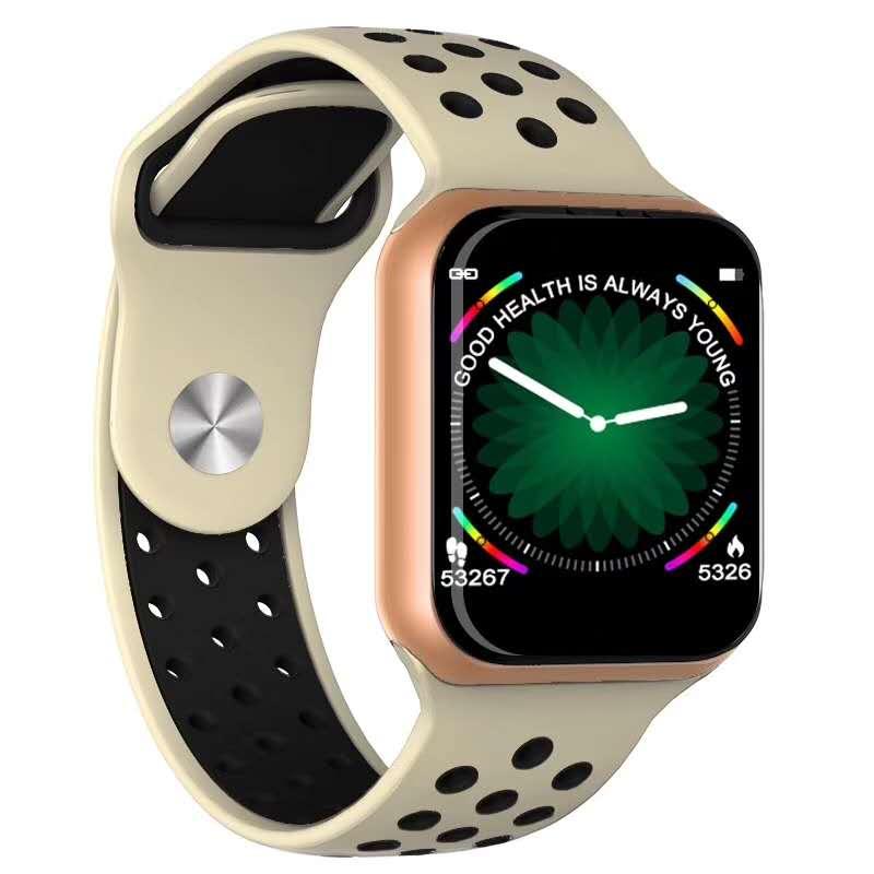 F8 Smart Watch Women Men Bracelet Fitness Tracker Heart Rate Monitor Bracelet Sport Wearable SmartWatch PK S226 B57 Smart Band