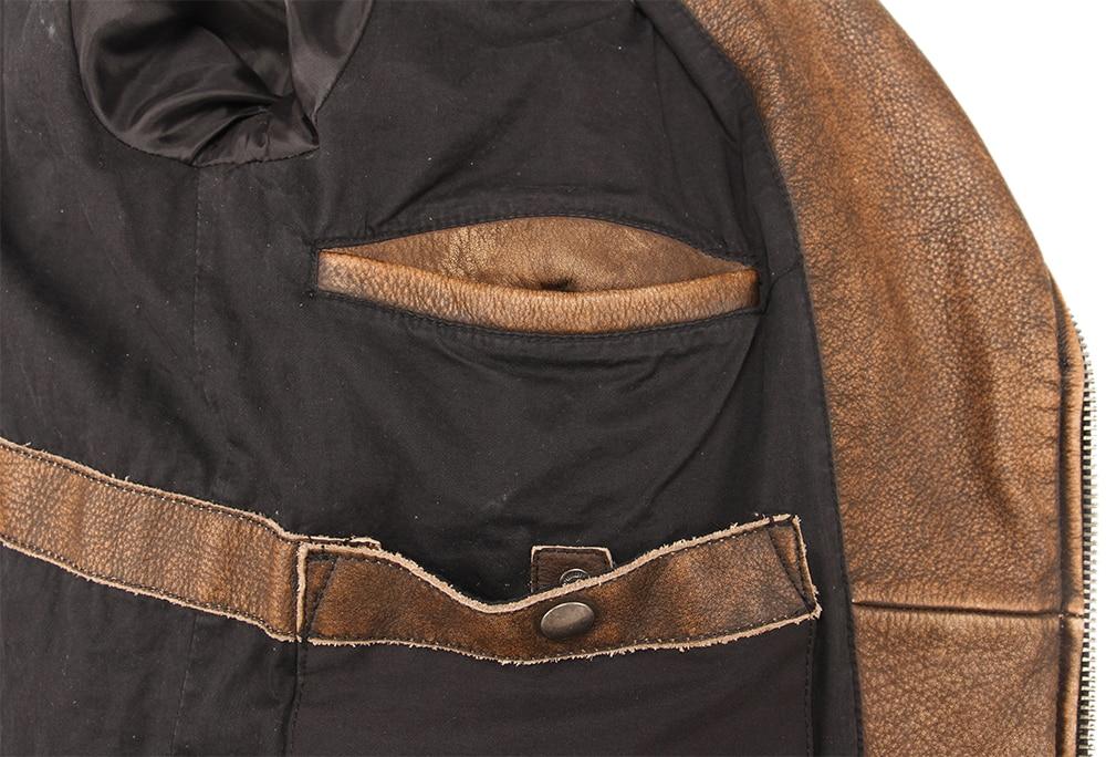 Hab651b7f44d84d208d395a0f4d81e4b5g Vintage Motorcycle Jacket Slim Fit Thick Men Leather Jacket 100% Cowhide Moto Biker Jacket Man Leather Coat Winter Warm M455