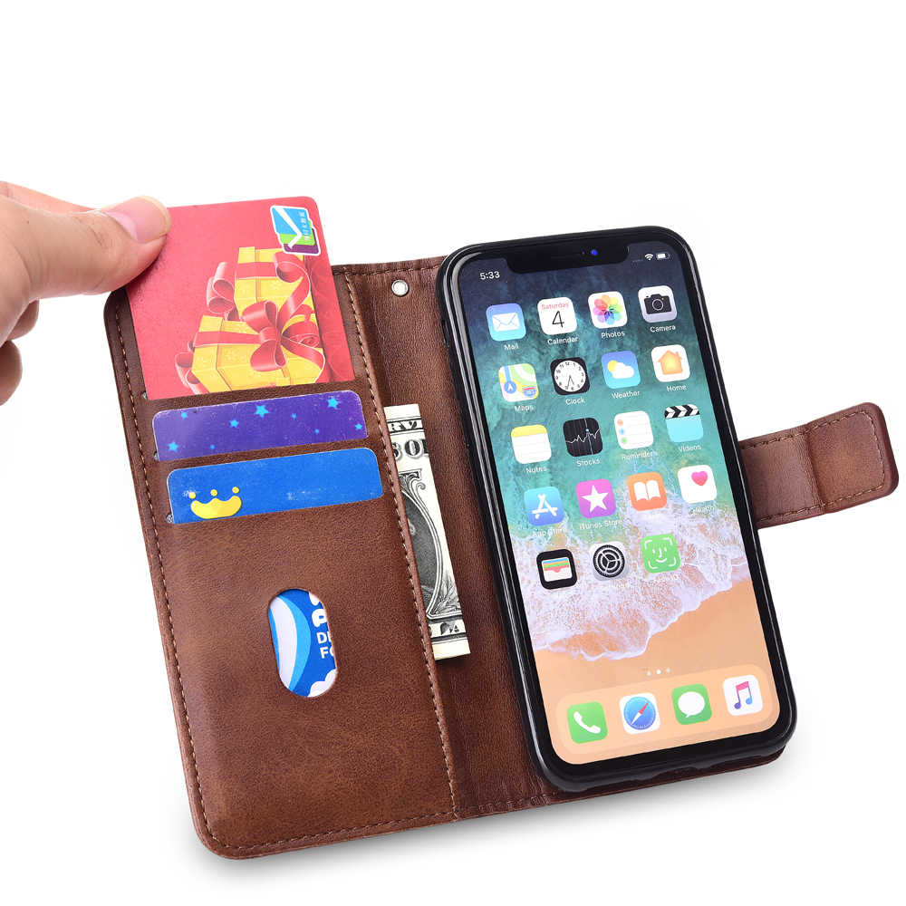 Чехол для Redmi 7A 7, кожаный чехол для телефона Xiaomi Redmi 7A 7, чехол-книжка для Redmi 7 A Redmi7 7A Funda