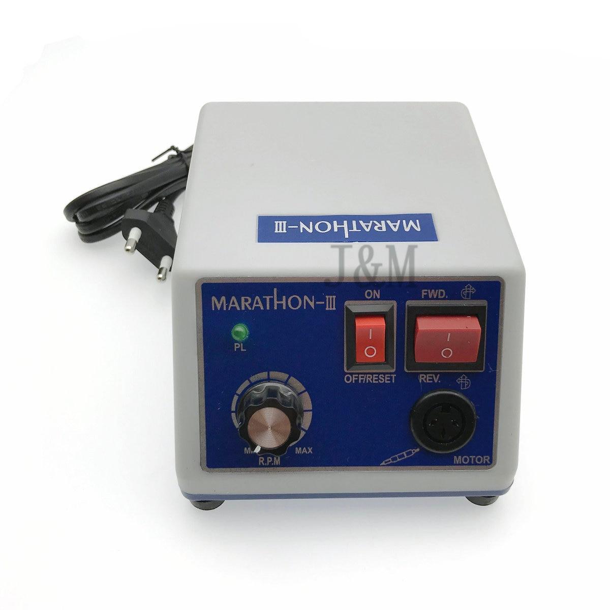 Image 3 - Dental Lab MARATHON Micromotor Machine N3 + Electric Micro Motor-in Teeth Whitening from Beauty & Health