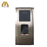 IP65 Waterproof Fingerprint Time Attandance MA300 TCP/IP USB Biomtric Fingerprint Access Control With 125KHZ RFID Card Reader
