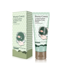 Moisturizing Skin Care Nutrition Repair Bubble Clay Remove the blackhead Whitening Facial Masks Face Cream