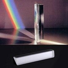 Optical-Glass Triangular-Prism Teaching-Light Right-Angle Reflecting Spectrum K9