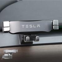 Für Tesla Modell 3 2021 Auto Air Outlet Smartphone Halterung Handy Halter Wiege Stabile
