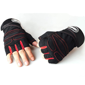 Image 2 - 15 זוגות יד החלקה ספורט קרוספיט כפפות הרמת משקל כפפות משקולת גוף בניין חדר כושר כושר כפפות