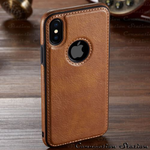 Vintage Leather Case iPhone Xs Max