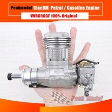 Vvrc rcgf 15cc gasolina/gasolina motor 15ccbm para rc modelo avião