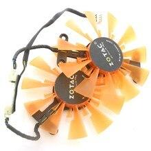 Ga91s2h 85mm dc12v 0.35a vga ventilador para zotac GTX760-2GD5 hb placa gráfica ventilador de refrigeração