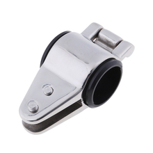Heavy Duty Stainless Steel Jaw Slide Boat Bimini Top Fitting For 20-22-25mm