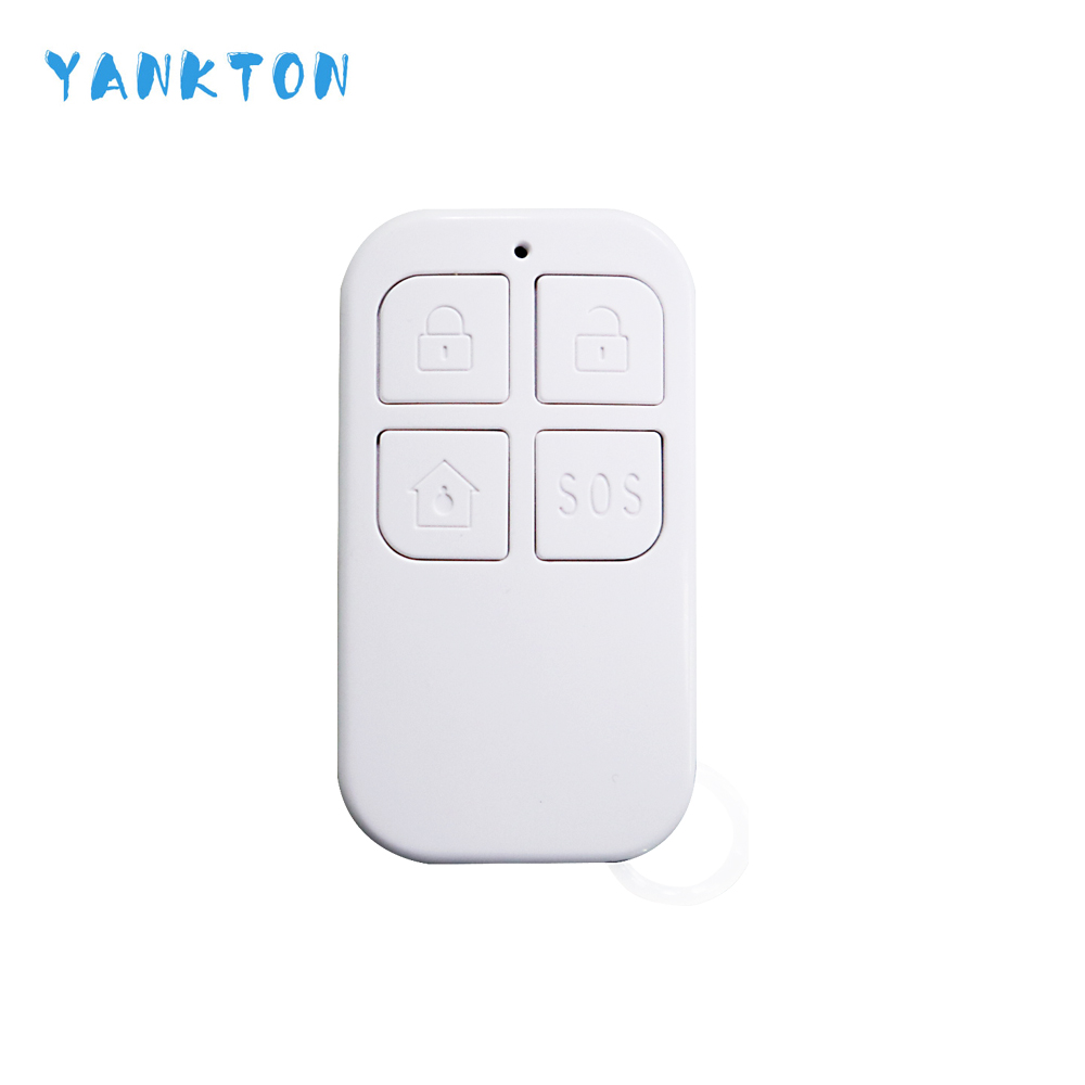 433mhz Alarm Wireless Remote Control Switch For Alarm Host-103/105/106/107/G10/G11/G12/G30/G34 Home Security Alarm System