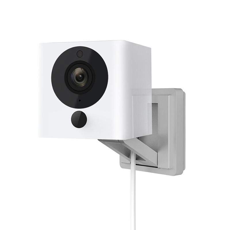 Original Xiaomi CCTV 1S camera 1080P Portable Mini Camcorder Night Vision 8X Digital Zoom WIFI App Mi Home Control For Home cam
