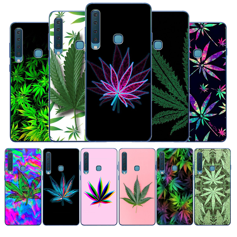Abstractionism Art High Weed Newly Arrived Soft Phone Case For Samsung Galaxy 2016 A6 A7 A8 Plus A9 2018 A10 A20 A30 A40 A50 A70