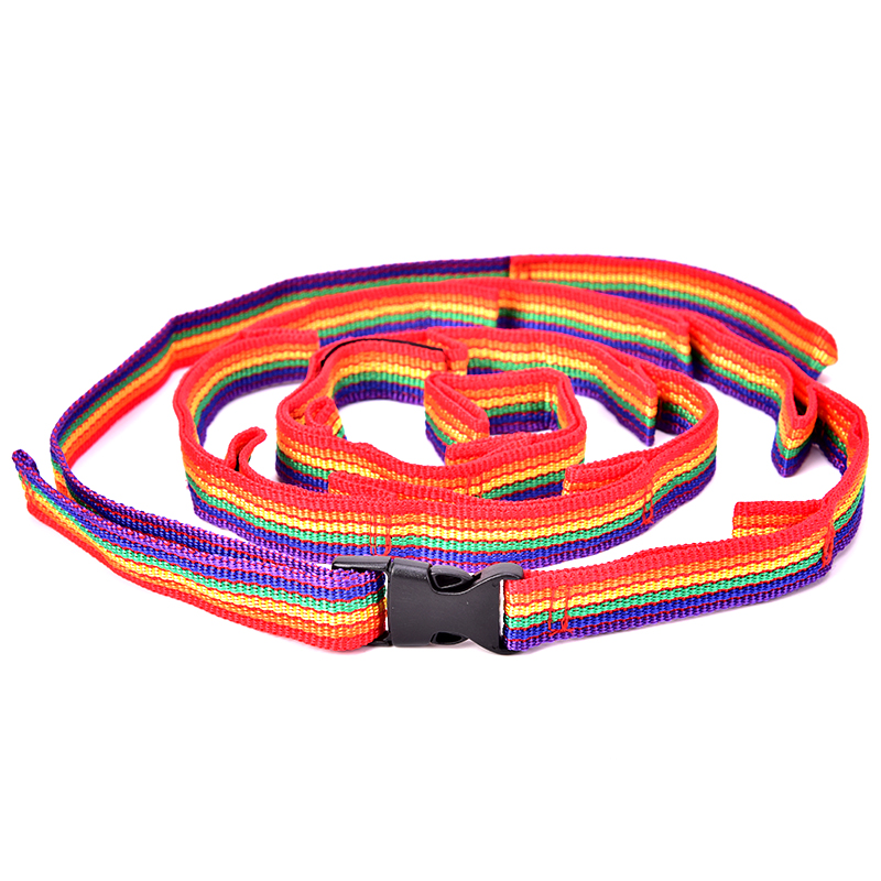 Rope Cord Outdoor Camping Hiking Accessories Colorful Tent Hang Lanyard Tent