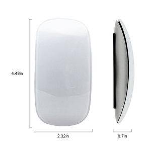 Image 5 - Bluetooth Wireless Arc Touch Magic Mouse Ergonomische Ultra Dünne Wiederaufladbare Maus Optische 1600 DPI Für Apple Macbook Mäuse