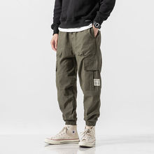 Cargo Pants Men Streetwear Hip hop Pants