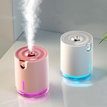 Wzór woda bezprzewodowy nawilżacz powietrza ultradźwiękowy USB akumulator Aroma dyfuzor olejków eterycznych dla biura podróży