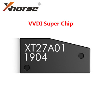 [US/UK/RU Ship]Xhorse VVDI Super Chip XT27A01 XT27A66 Chip Work for VVDI2/VVDI Key Tool/VVDI MINI Key Tool
