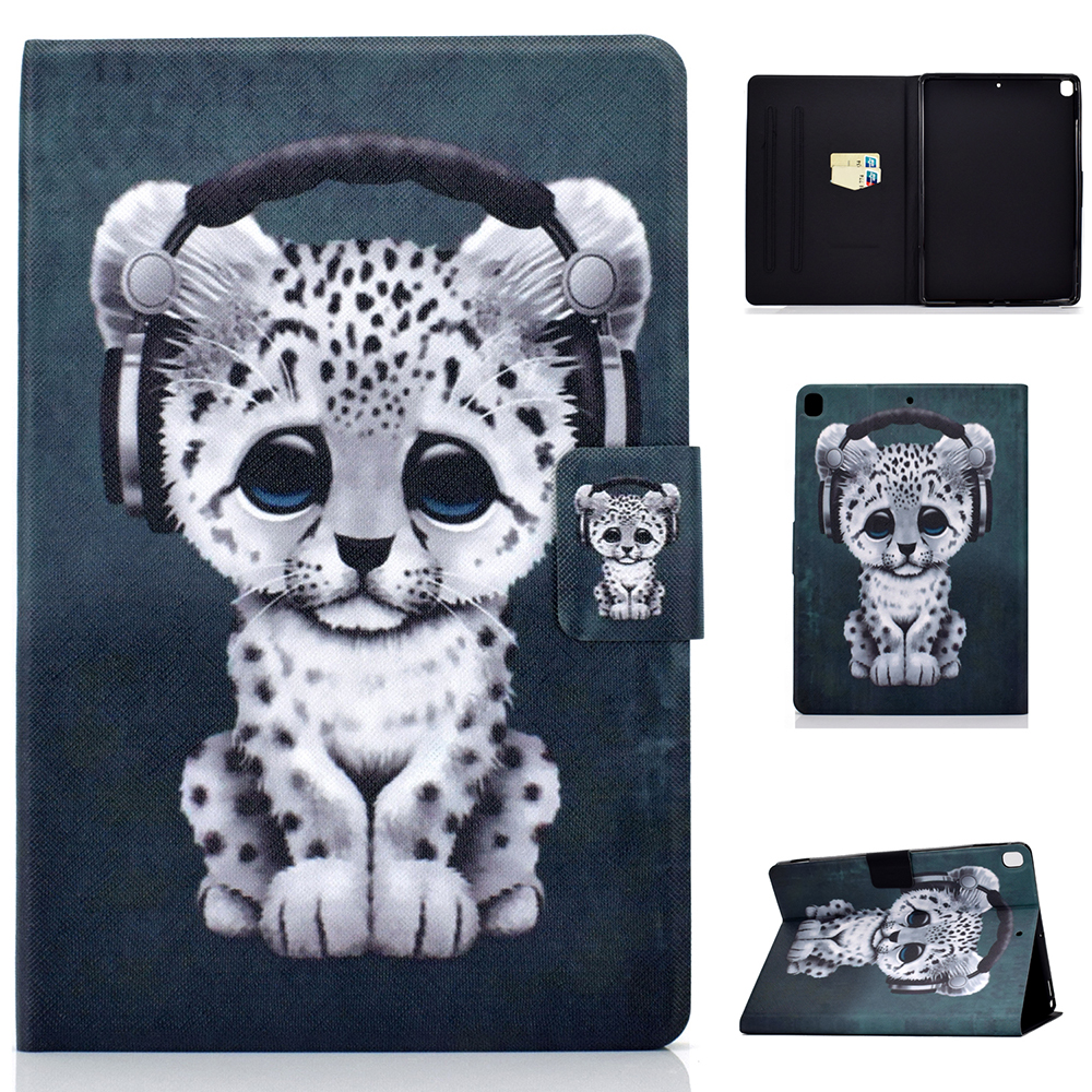 10.2 Stand A2200 10.2 Funda Fashion A2232 iPad Tablet Case Flip 2019 Case For A2198 inch