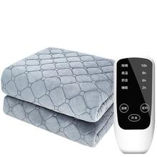 Double Winter Electric Blankets Beds Plush Adjustable Body Warmer Electric Blankets Luxury Warmte Deken Warming Products DG50EB