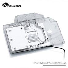 Water-Block Geforce Gtx 1660 Bykski MSI Copper A-Rgb-Light Light/5v Ti-Gaming-X-6g/full-Cover