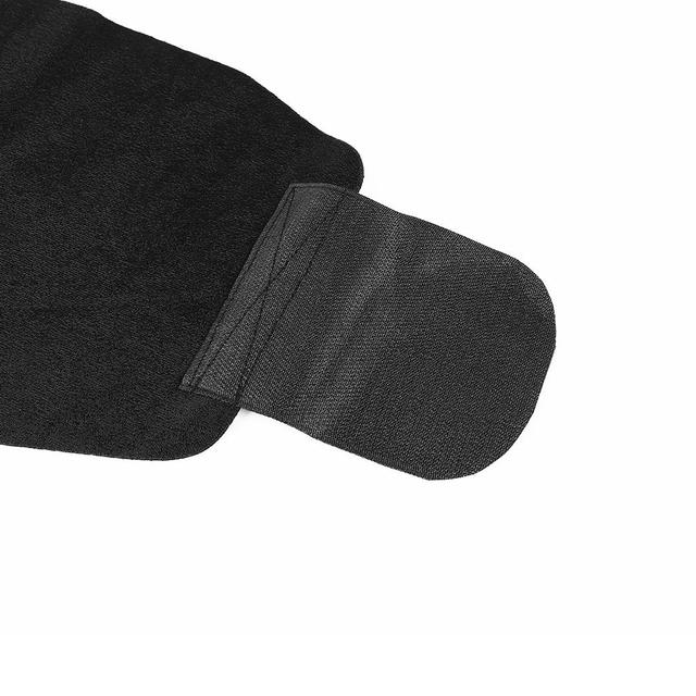 Durable Polyester Fiber Black Gym Waist Protection Sweat Belt Sport Belt Yoga Fitness Equipment Marvellous Waist Trimmer 1