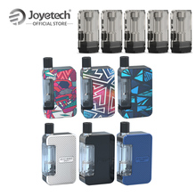 цена на [RU/ES/US] Original Joyetech Exceed Grip Pod System Kit Built in 1000mAh Battery 0.4/0.8ohm EX-M Mesh Coil Zinc Alloy PC E-Cig