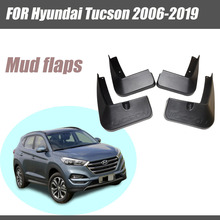 For Hyundai Tucson mud guards hyundai fenders flaps splash car accessories auto styling 2009-2020
