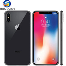 Original Apple iPhone X SmartPhone 3GB RAM 64GB ROM 256GB 5,8