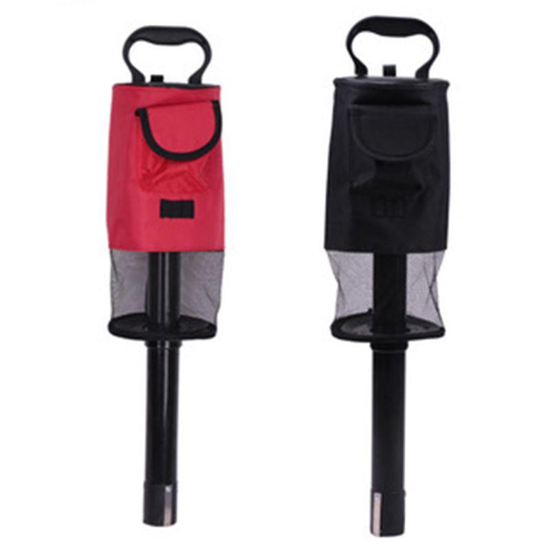 Golf Picker Ball Hand Pick Ball Machine Cloth 60 Balls Golf Equipment Golf Course Supplies
