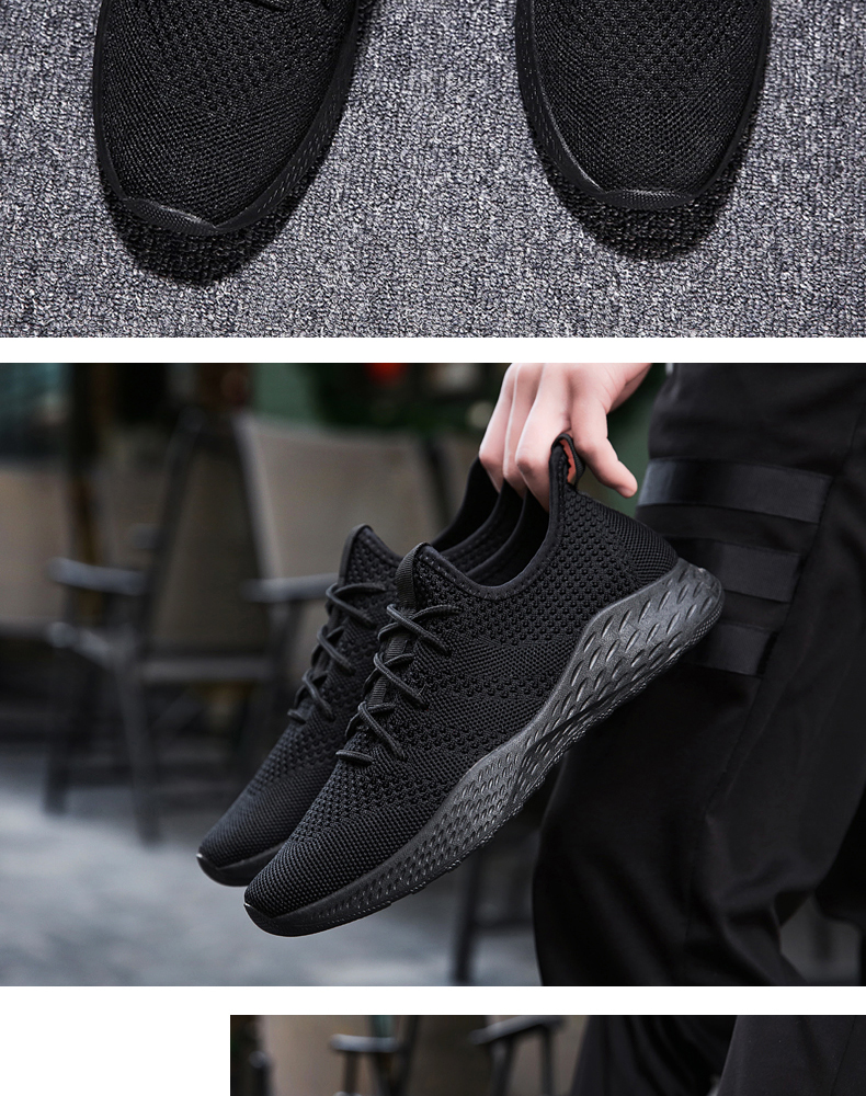 Hab6e2157c18641b89cb01247b5f8cfe3f - Men Casual Shoes Men Sneakers Brand Men Shoes Loafers Slip On Male Mesh Flats Big Size Breathable Spring Autumn Winter Xammep