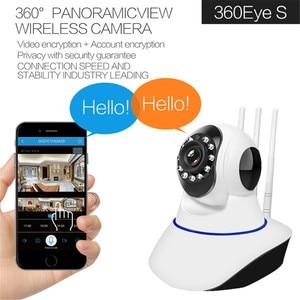 Image 4 - Kebidumei caméra de Surveillance IP WIFI hd 1080P, dispositif de sécurité domestique, avec vision nocturne, babyphone vidéo