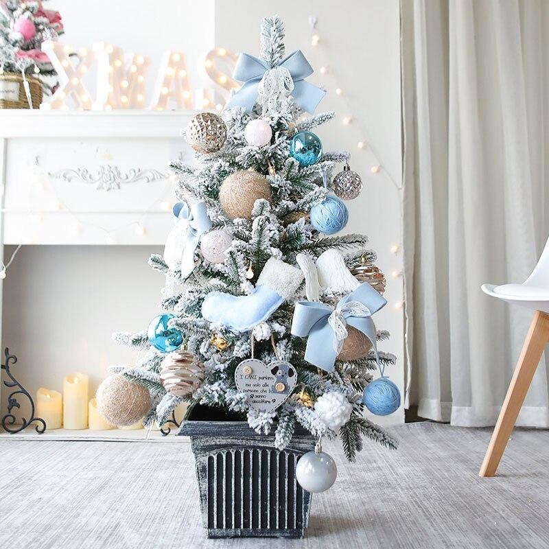 Рождественская елка, праздничный подарок, украшение рождественской елки, комбинированное украшение для торгового центра, рождественские украшения - 3