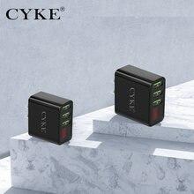 Зарядное устройство cyke для смартфонов xiaomi huawei samsung